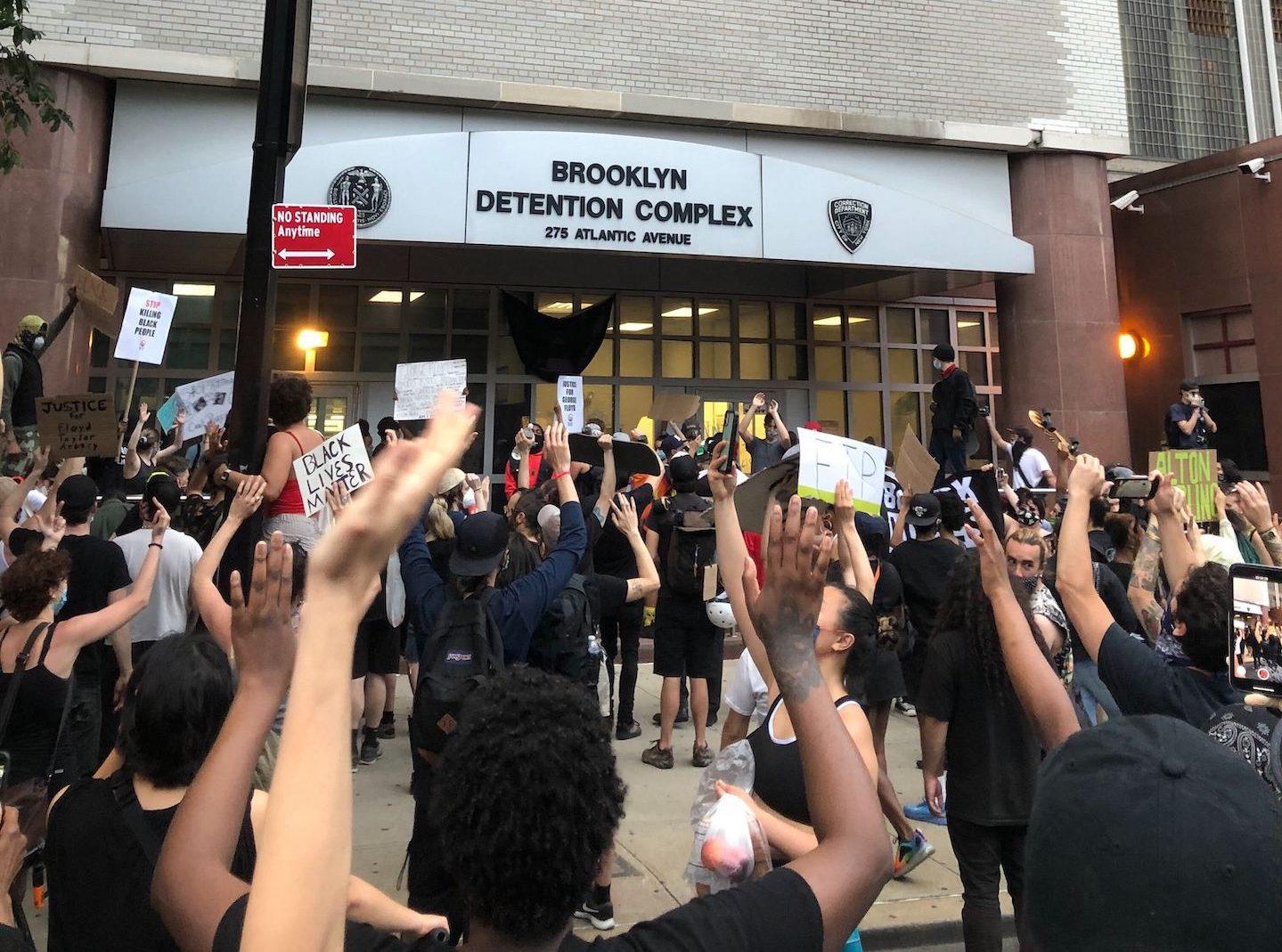 Prison protests